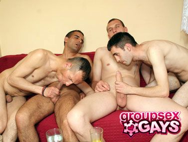 Group Sex Gays videos